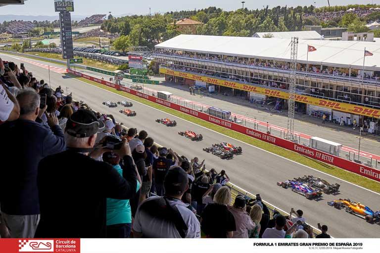 как поехать на Формулу 1 в Испанию