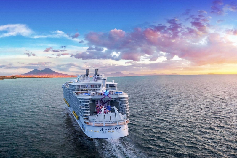 Круиз на лайнере Allure of the Seas